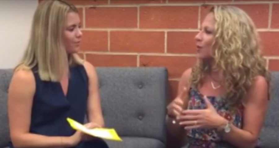 This Livestrong Facebook Live interview is powerful publicity