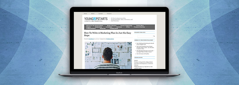 The six-step marketing plan every young entrepreneur needs